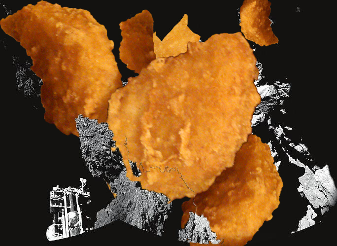 Reimaged data from the Philae lander reveals Chicken McNuggets-related inconsistencies.